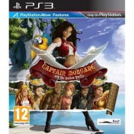 Captain Morgane And The Golden Turtle - PS3 Game
