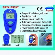 Digital LCD Mini Car Painting Thickness Meter
