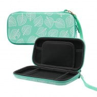 Carry Case Protection Θήκη Green Flower - Nintendo Switch Lite Console