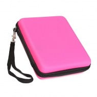 Carry Case Protection Punch Θήκη Pink - 2DS Console