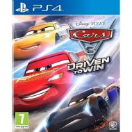 Cars 3 Driven To Win - PS4 Game