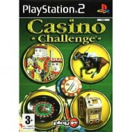 Casino Challenge - PS2 Game