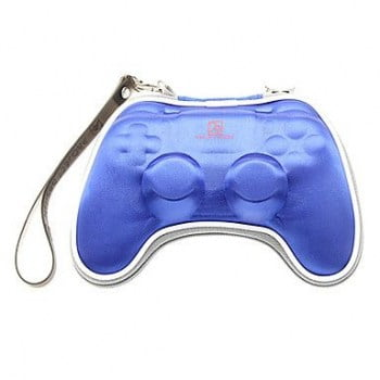 Controller Carry Case Project Design Blue - PS4 Controller