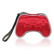 Controller Carry Case Project Design Red - PS4 Controller