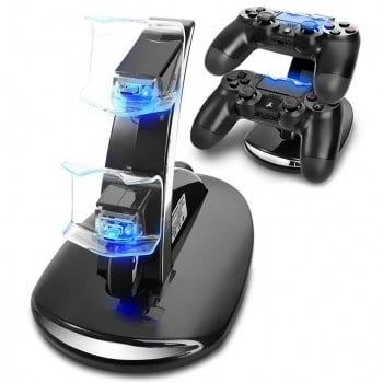 Controller Charging Stand With Led
