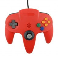 Controller Retro N64 Red - PC USB Controller