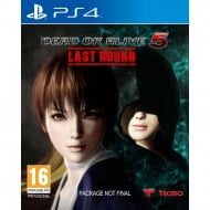 Dead Or Alive 5 Last Round - PS4 Game