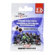 Disney Infinity 2.0 Power Disc Pack Marvel Super Heroes
