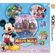 Disney Magical World - Nintendo 3DS Game