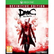 DMC Devil May Cry Definitive Edition - Xbox One Game