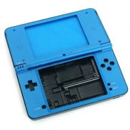 Replacement Shell Housing Blue - Nintendo DSi XL Console