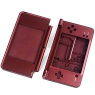 Replacement Shell Housing Red Κέλυφος Κόκκινο - Nintendo DSi XL