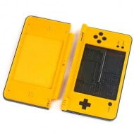 Replacement Shell Housing Yellow Κέλυφος Κίτρινο - Nintendo DSi XL