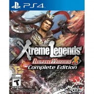 Dynasty Warriors 8 Xtreme Legends Complete Edition - PS4 Game