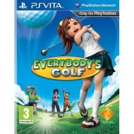 Everybody's Golf - PS Vita Game