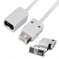 Extension Cable 1.8M White OEM Classic Mini NES Controller