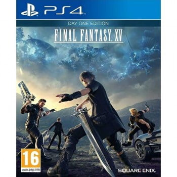 Final Fantasy XV - PS4 Game