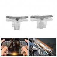 Fire Trigger Buttons Angel Wings For PUBG STG FPS TPS Shooting Game