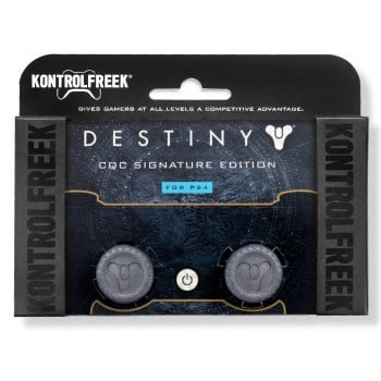 FPS Grips KontrolFreek Destiny CQC Signature Edition Caps - PS4 Controller