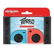 FPS Grips KontrolFreek Turbo Black Caps - Nintendo Switch Joy Con Controller