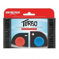 FPS Grips KontrolFreek Turbo Blue Red Caps - Nintendo Switch Controller