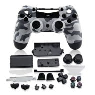 Full Housing Shell Camouflage - PS4 Replacement Controller