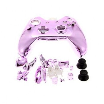 Full Housing Shell Electro Pink - Xbox One Replacement Controller