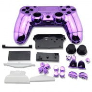 Full Housing Shell Electro Purple - PS4 Replacement Controller