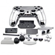 Full Housing Shell Electro Silver - PS4 Replacement Controller