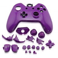 Full Housing Shell Purple - Xbox One Replacement Controller