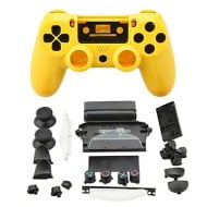 Full Housing Shell Yellow - PS4 Replacement Controller