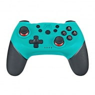 Gamepad Bluetooth Pro Controller Turquoise - Nintendo Switch Console