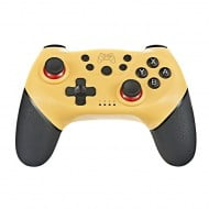 Gamepad Bluetooth Pro Controller Yellow - Nintendo Switch Console