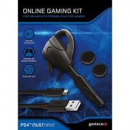 Gioteck Online Gaming Kit - PS4 Controller