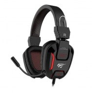 Headset Havit GameNote H2168d 3.5mm + USB