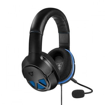 Headset Turtle Beach Ear Force Recon 150 Black Wired - PS4 / PC / Mobile