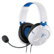 Headset Turtle Beach Ear Force Recon 50P White Wired - PS4 / Xbox One / PC / Mobile