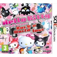 Hello Kitty & Friends Rock n World Tour - Nintendo 3DS Game