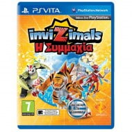 Invizimals The Alliance - PS Vita Game