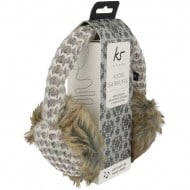 KitSound Audio Earmuffs Knitwear
