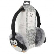 KitSound Audio Earmuffs Penguin