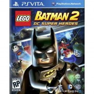 Lego Batman 2 Dc Super Heroes - PS Vita Game
