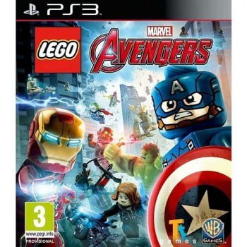 Lego Marvel Avengers - PS3 Game