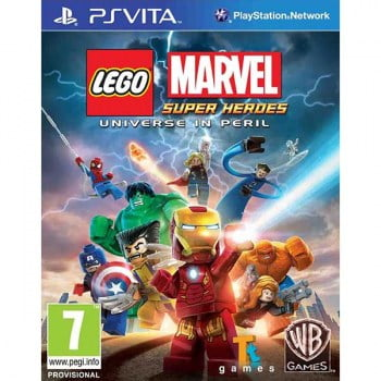 Lego Marvel Super Heroes Universe In Peril - PS Vita Game