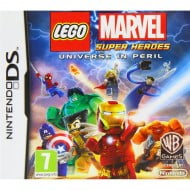 Lego Marvel Super Heroes Universe In Peril - Nintendo DS Game