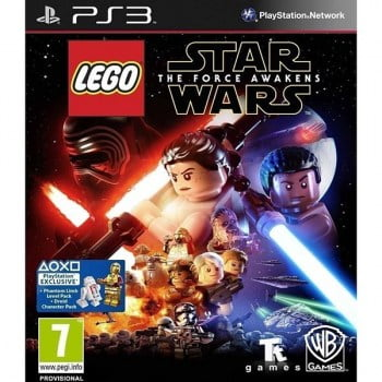 Lego Star Wars The Force Awakens - PS3 Game