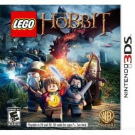 Lego The Hobbit - Nintendo 3DS Game