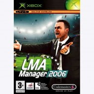 LMA Manager 2006 - Xbox Game