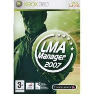 LMA Manager 2007 - Xbox 360 Game