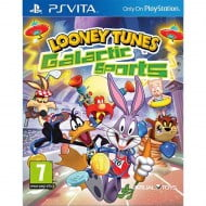 Looney Tunes Galastic Sports - PS Vita Game